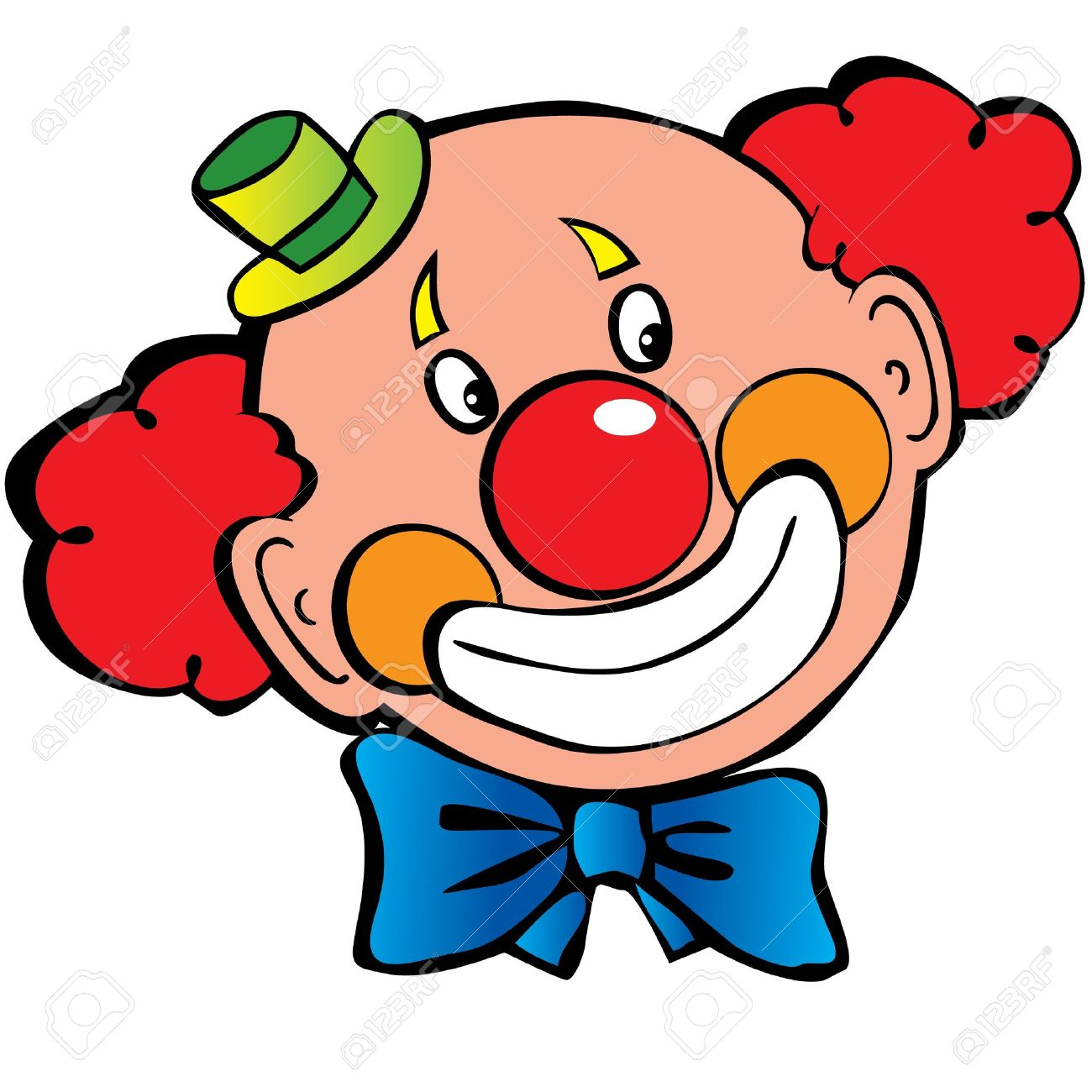 Clown clipart #14, Download drawings