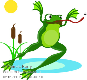 Clown Frog clipart #9, Download drawings