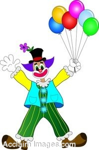 Clown Frog clipart #14, Download drawings