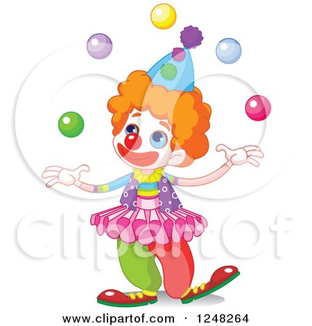 Clown Frog clipart #12, Download drawings