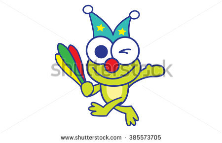 Clown Frog clipart #8, Download drawings