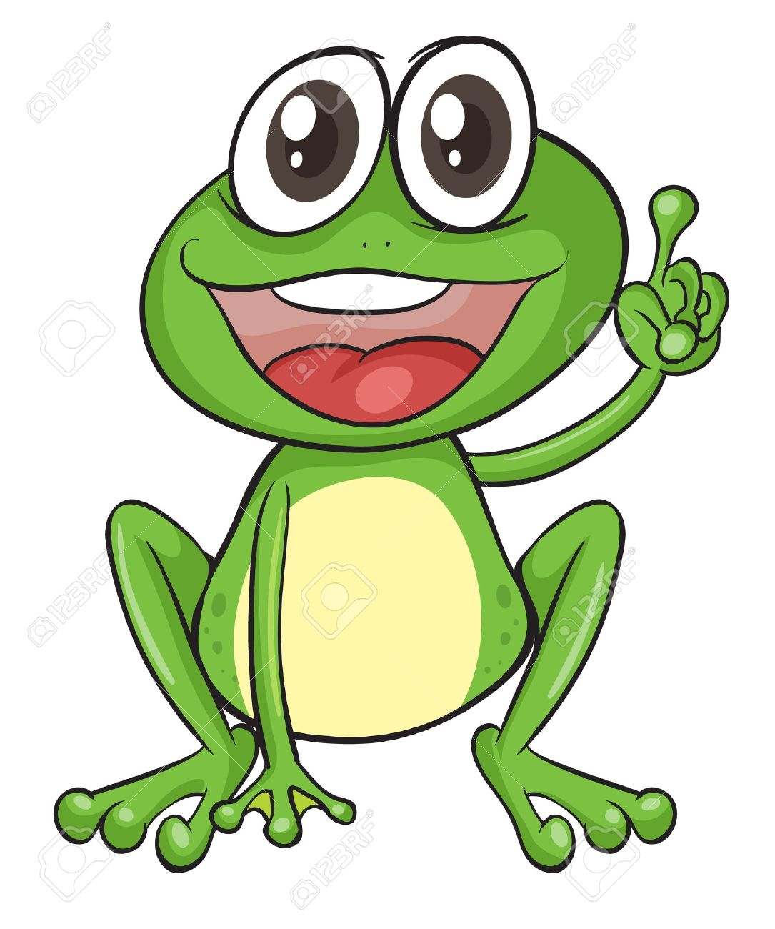 Clown Frog clipart #18, Download drawings