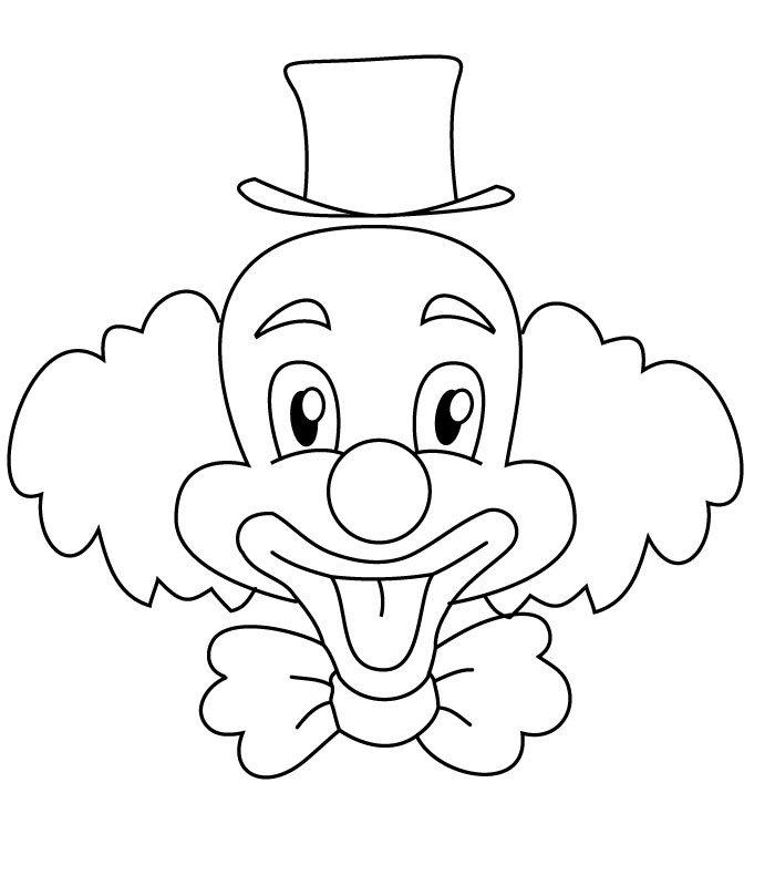 Clown Frog coloring #13, Download drawings