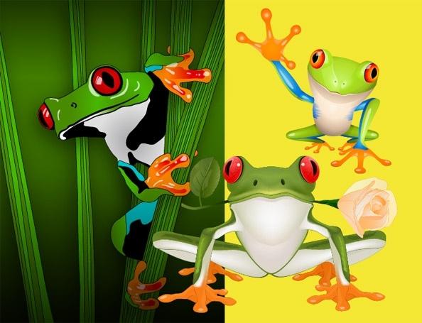 Clown Frog svg #1, Download drawings
