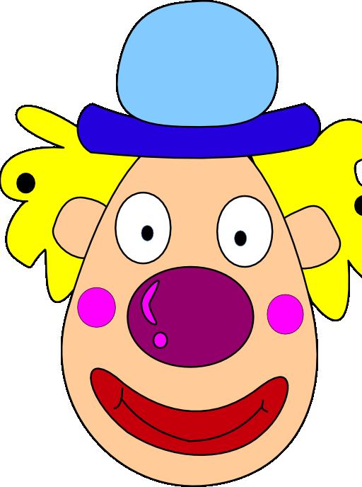 Clown svg #13, Download drawings