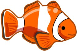 Clownfish clipart #20, Download drawings