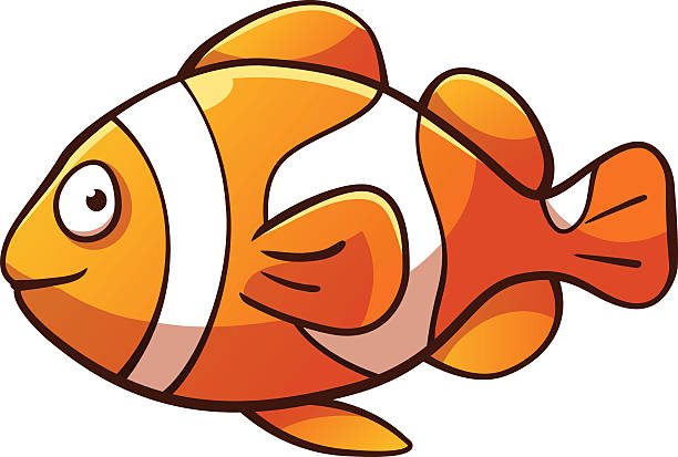 Clownfish clipart #9, Download drawings