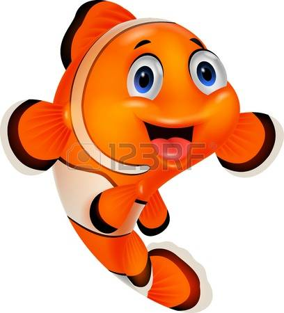 Clownfish clipart #8, Download drawings