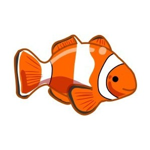 Clownfish clipart #14, Download drawings