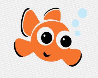 Clownfish svg #8, Download drawings