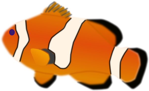 Clownfish svg #14, Download drawings