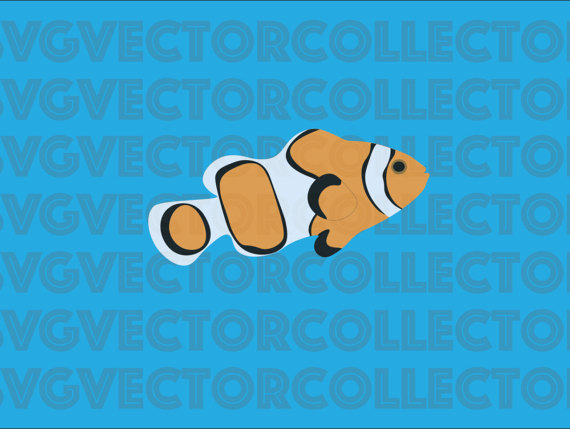 Clownfish svg #12, Download drawings