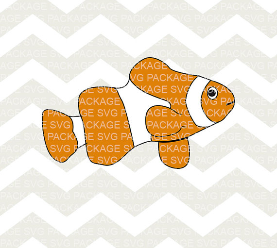 Clownfish svg #5, Download drawings