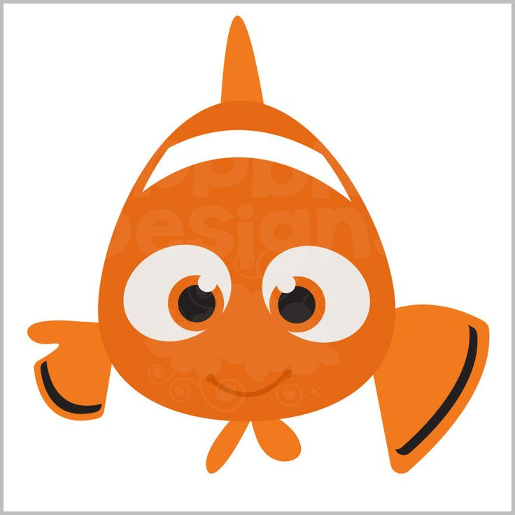 Clownfish svg #17, Download drawings