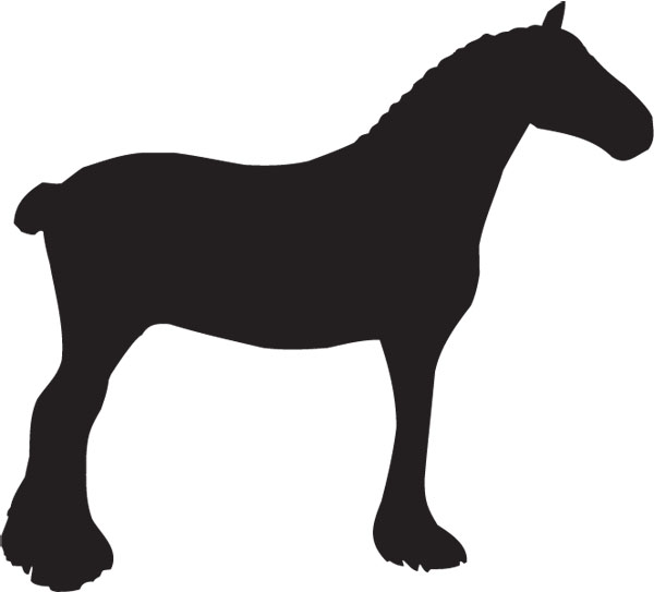 Clydesdale clipart #11, Download drawings
