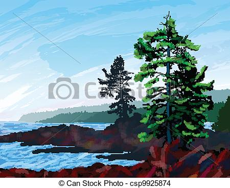 Coast clipart #3, Download drawings