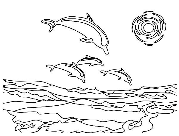 Coast coloring #2, Download drawings