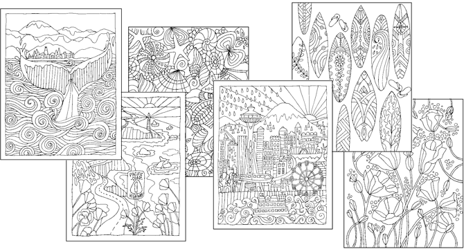 Coast Coloring  Download Coast Coloring For Free 2019