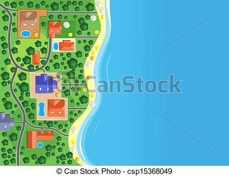 Coastline clipart #18, Download drawings
