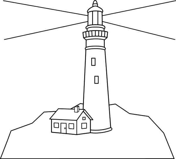 Coastline coloring #18, Download drawings