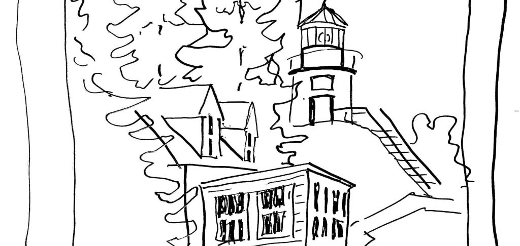Coastline coloring #14, Download drawings