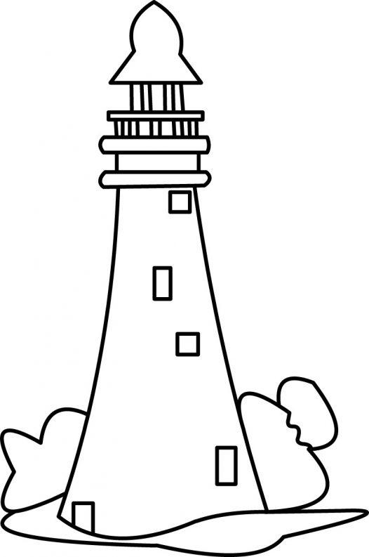 Coastline coloring #12, Download drawings