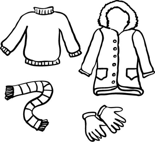 Coat coloring #9, Download drawings