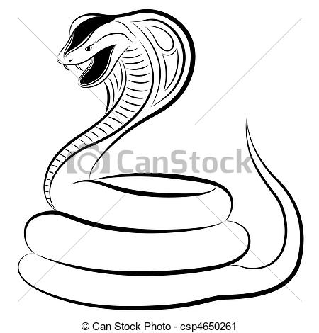Cobra clipart #12, Download drawings