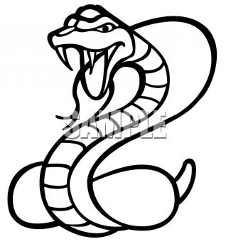 Cobra clipart #14, Download drawings