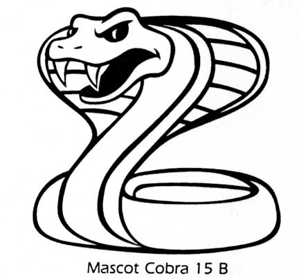 Cobra clipart #20, Download drawings