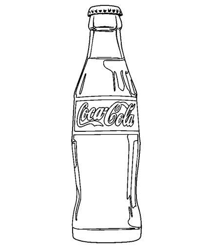 Coca Cola coloring #18, Download drawings