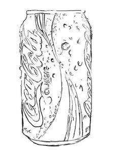 Coca Cola coloring #20, Download drawings