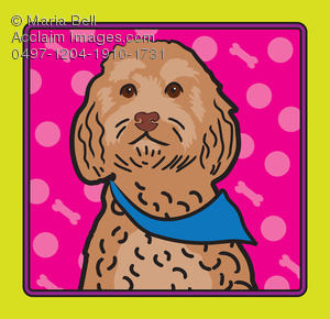 Cockapoo clipart #8, Download drawings