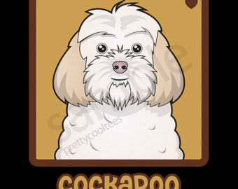 Cockapoo clipart #6, Download drawings