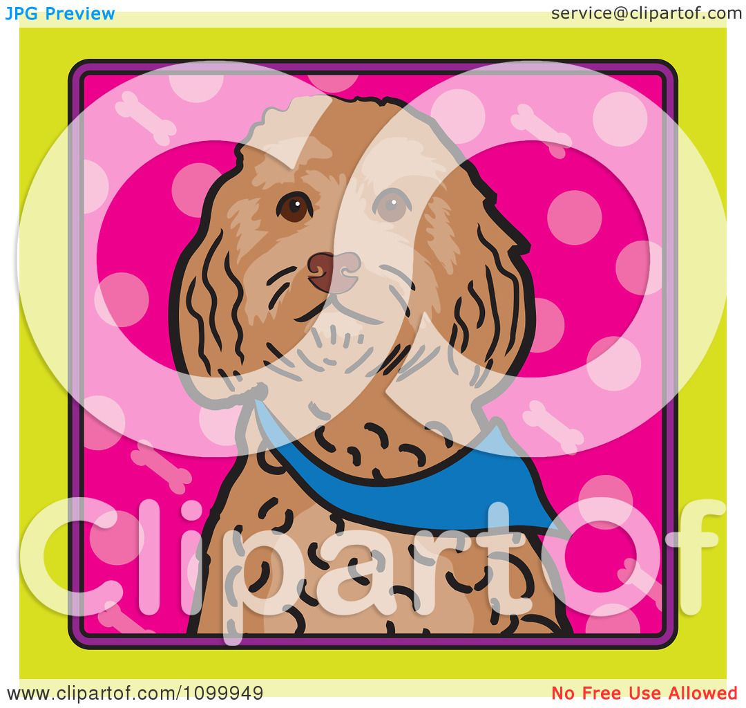 Cockapoo clipart #10, Download drawings
