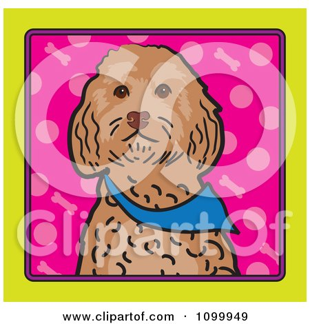 Cockapoo clipart #19, Download drawings