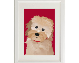 Cockapoo clipart #18, Download drawings