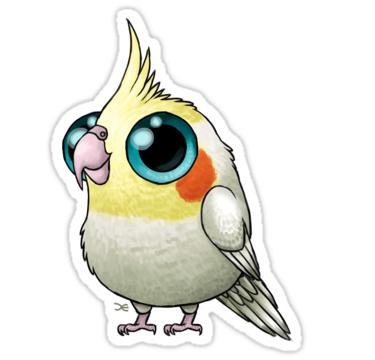 Cockatiel clipart #6, Download drawings
