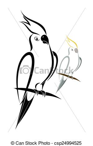Cockatiel clipart #11, Download drawings