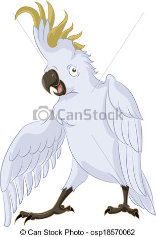 Cockatoo clipart #12, Download drawings