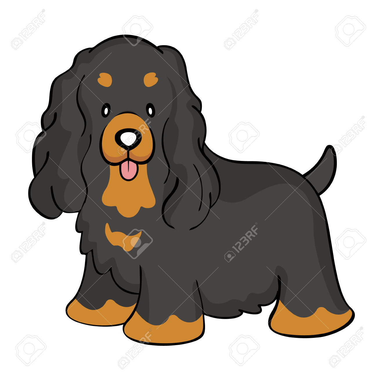 Cocker Spaniel clipart #4, Download drawings