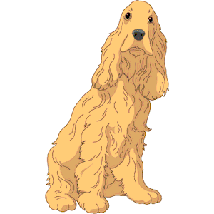 Cocker Spaniel clipart #2, Download drawings