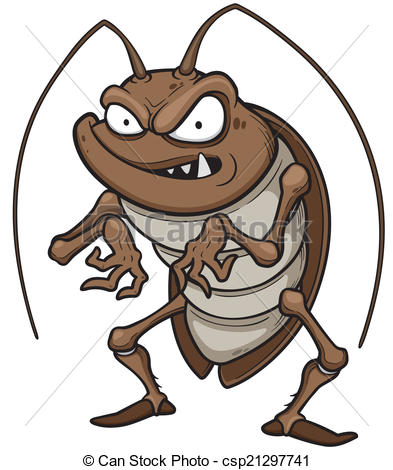 Cockroach clipart #18, Download drawings