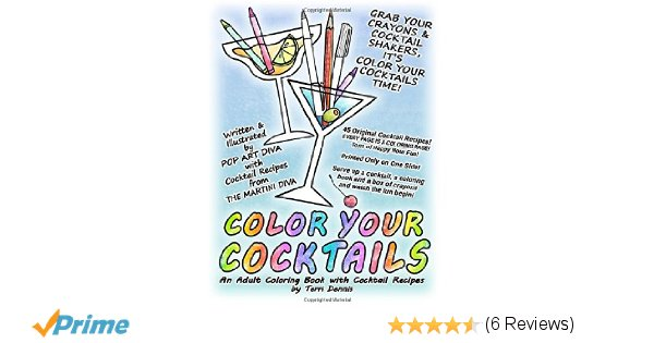 Cocktail coloring #5, Download drawings