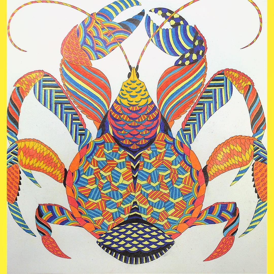 Coconut Crab coloring #20, Download drawings