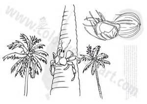 Coconut Crab coloring #3, Download drawings