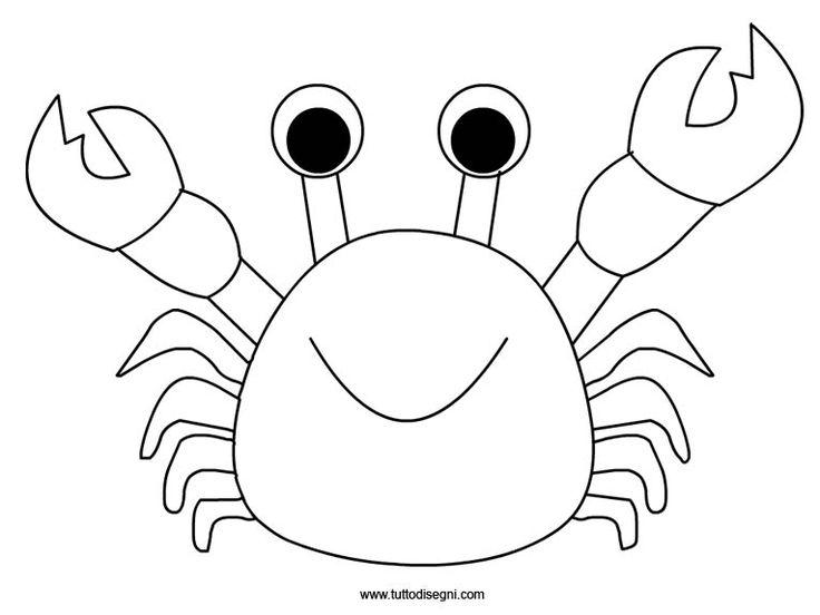 Coconut Crab coloring #16, Download drawings
