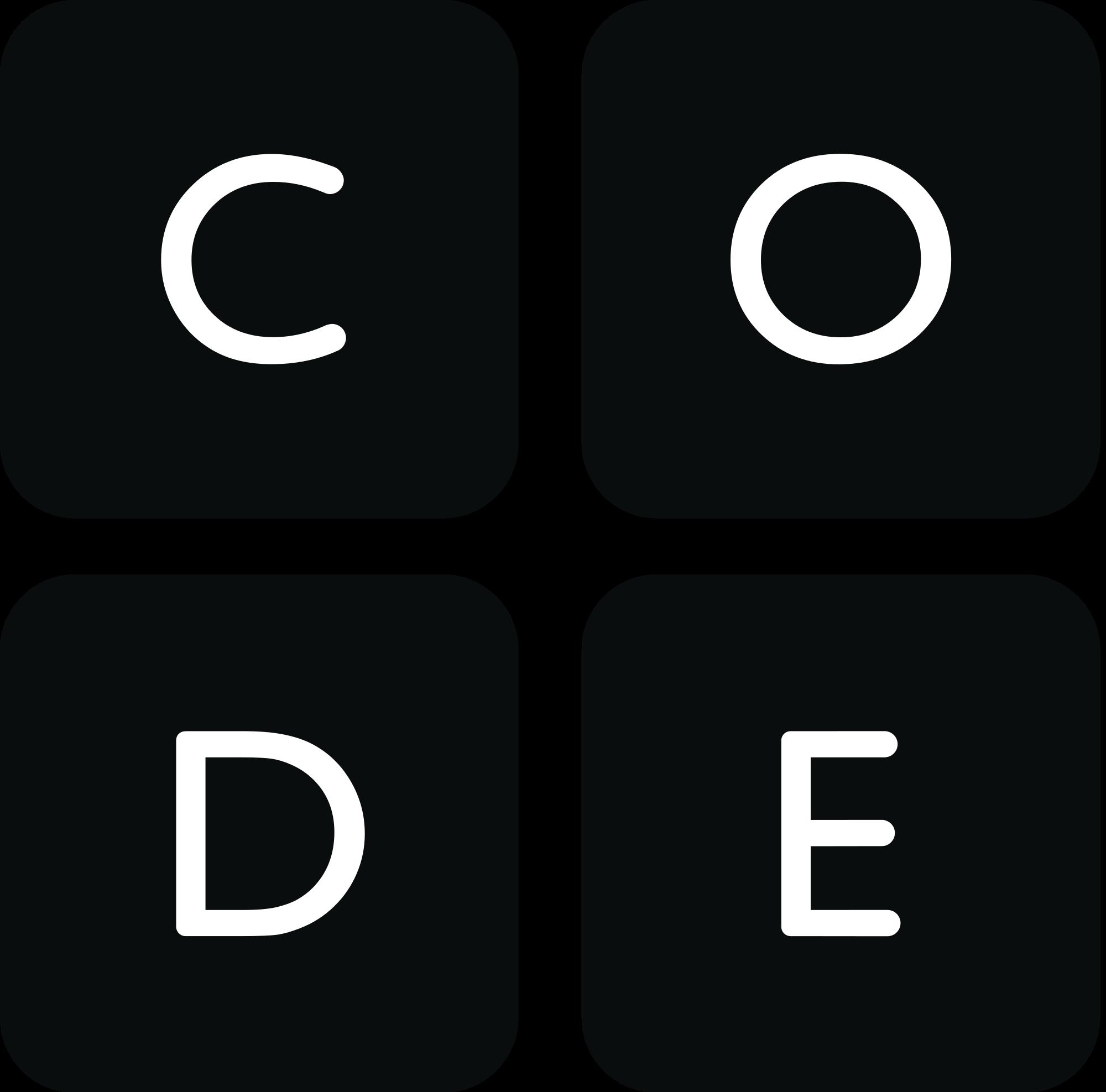 Code svg #2, Download drawings