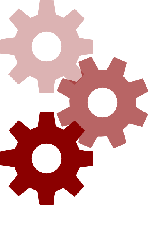 Cogs clipart #2, Download drawings