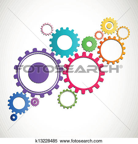 Cogs clipart #4, Download drawings